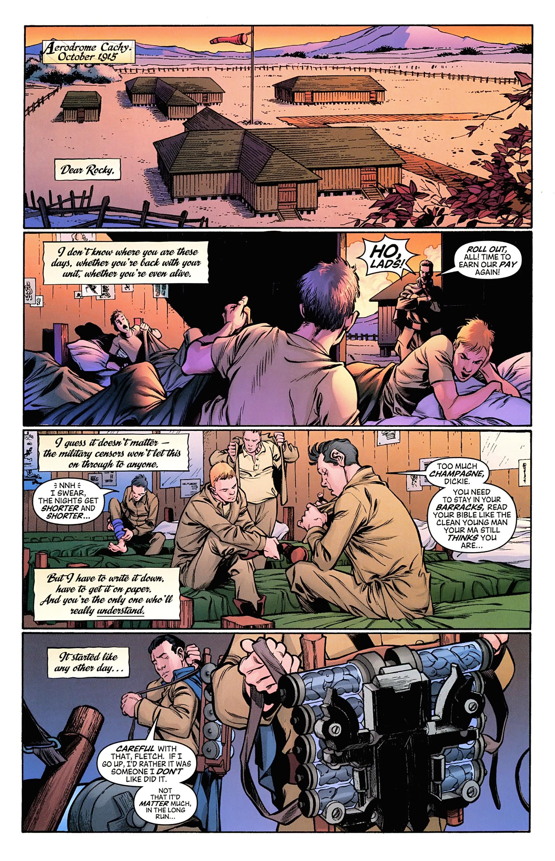 Read online Arrowsmith comic -  Issue #5 - 3