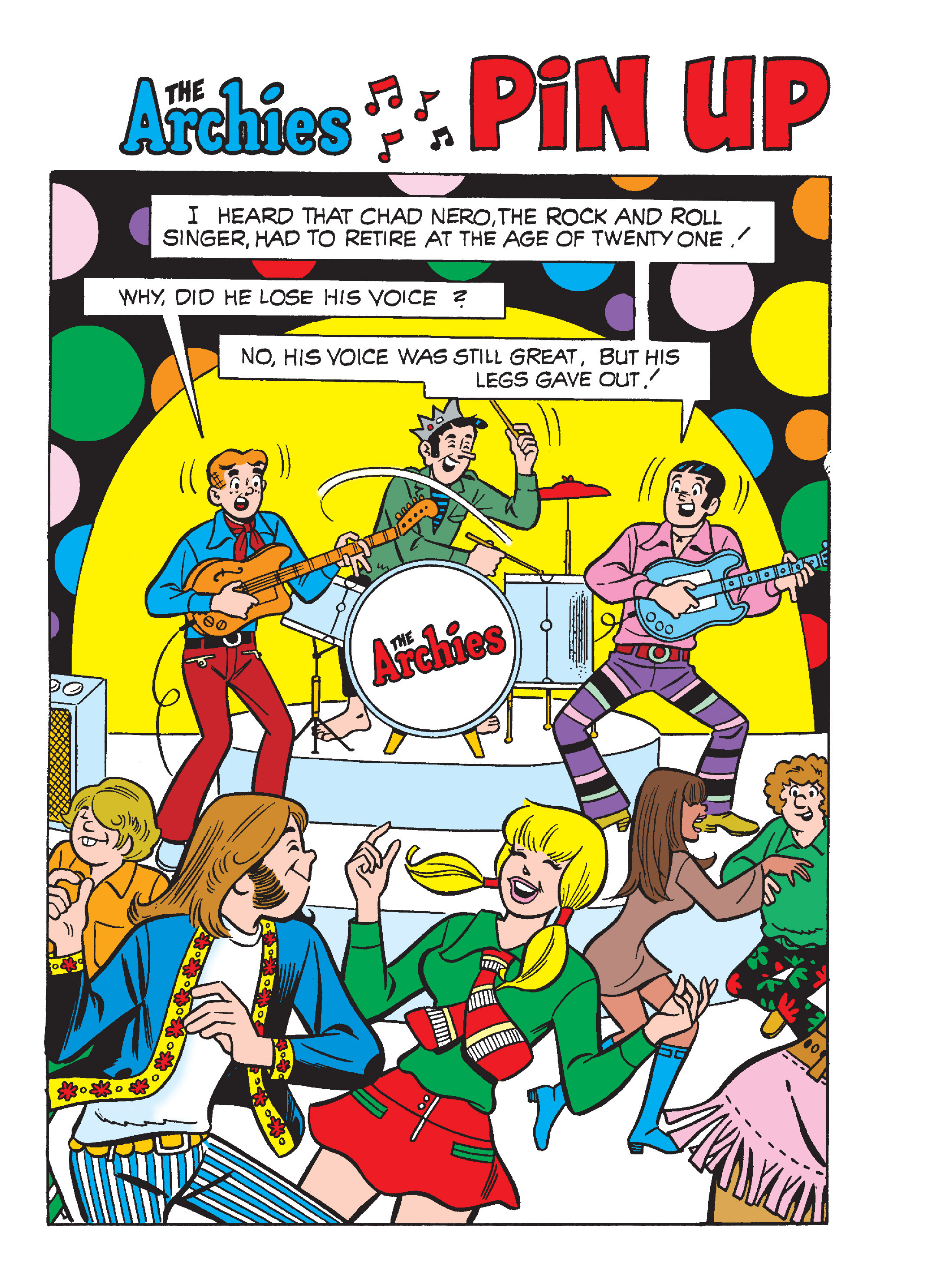 Read online World of Archie Double Digest comic -  Issue #55 - 34