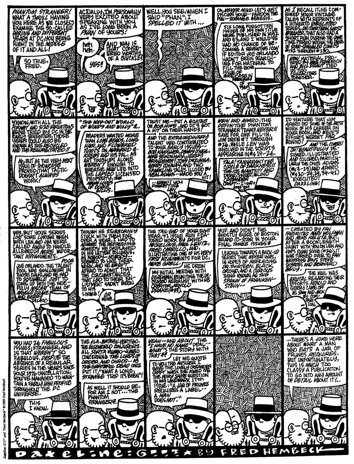 Read online The Nearly Complete Essential Hembeck Archives Omnibus comic -  Issue # TPB (Part 7) - 4