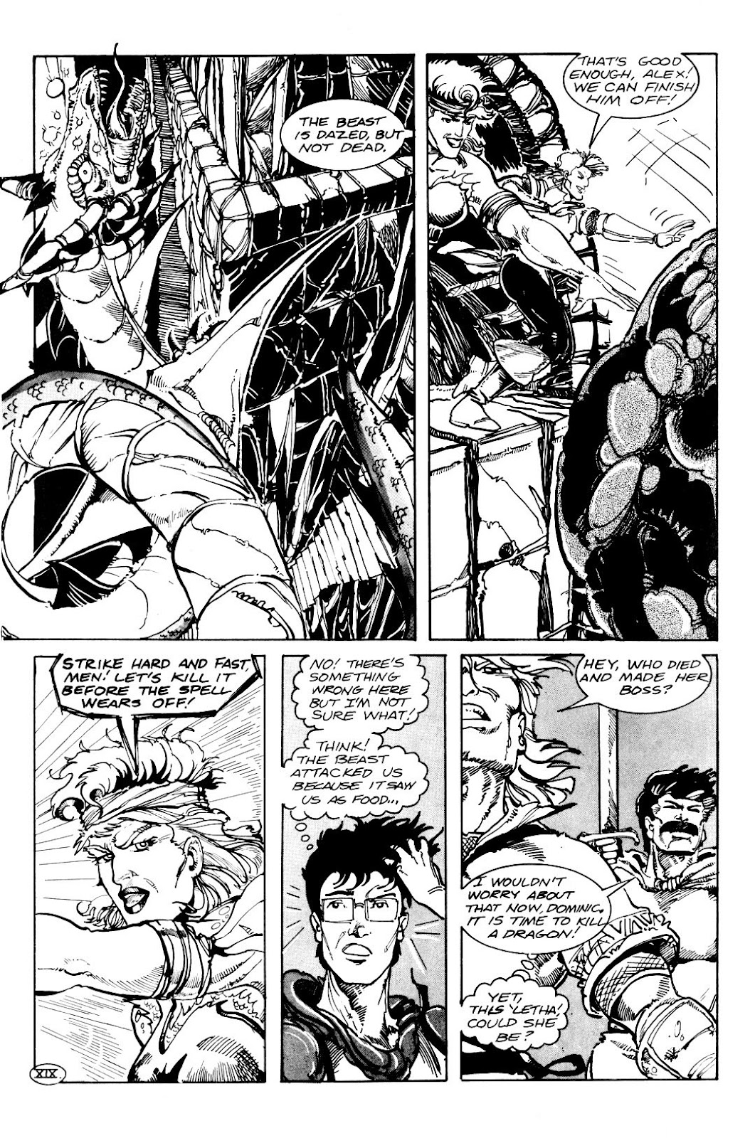 The Realm (1986) issue 18 - Page 21