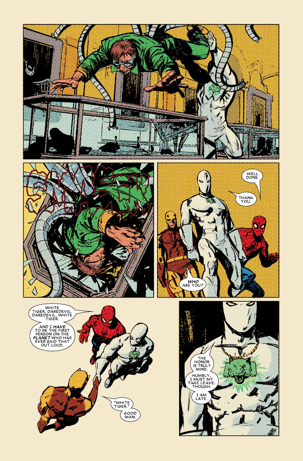 Read online Daredevil (1998) comic -  Issue # _Ultimate_Collection TPB 3 (Part 1) - 73