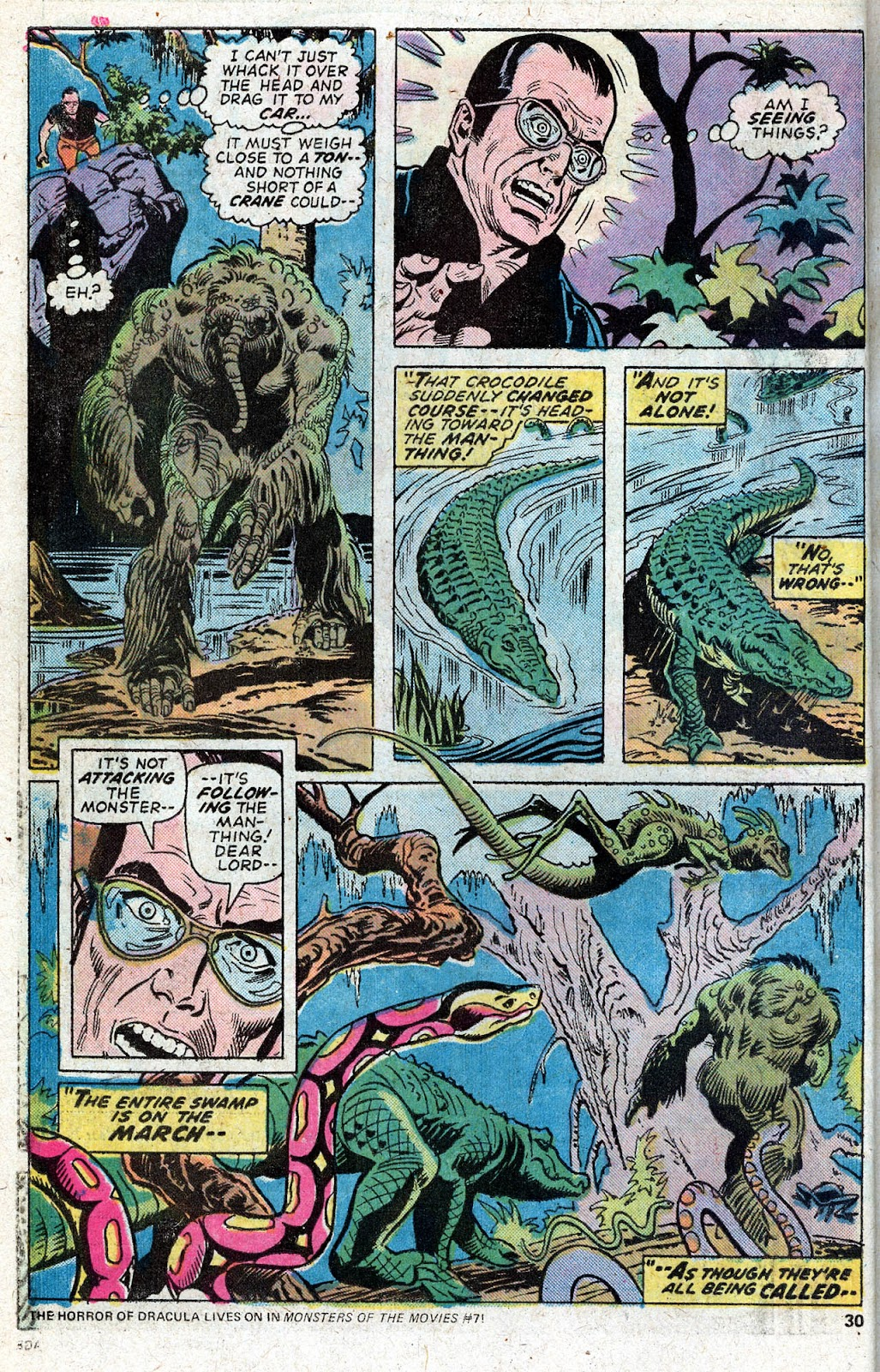 Giant-Size Spider-Man (1974) issue 5 - Page 32