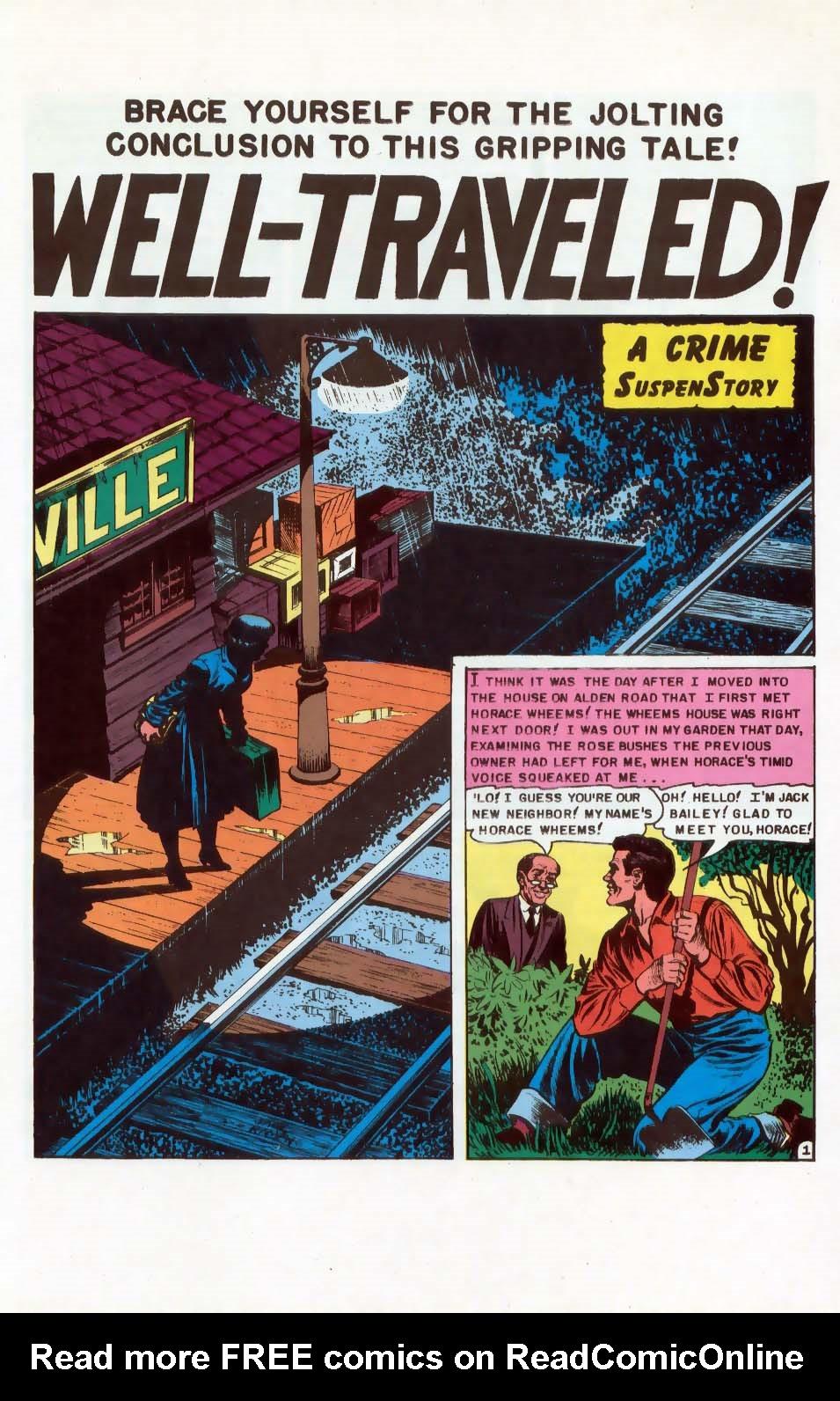 Read online Shock SuspenStories comic -  Issue #5 - 2