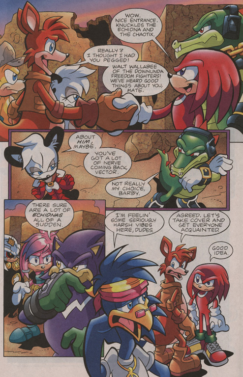 Read online Sonic Universe comic -  Issue #11 - 8