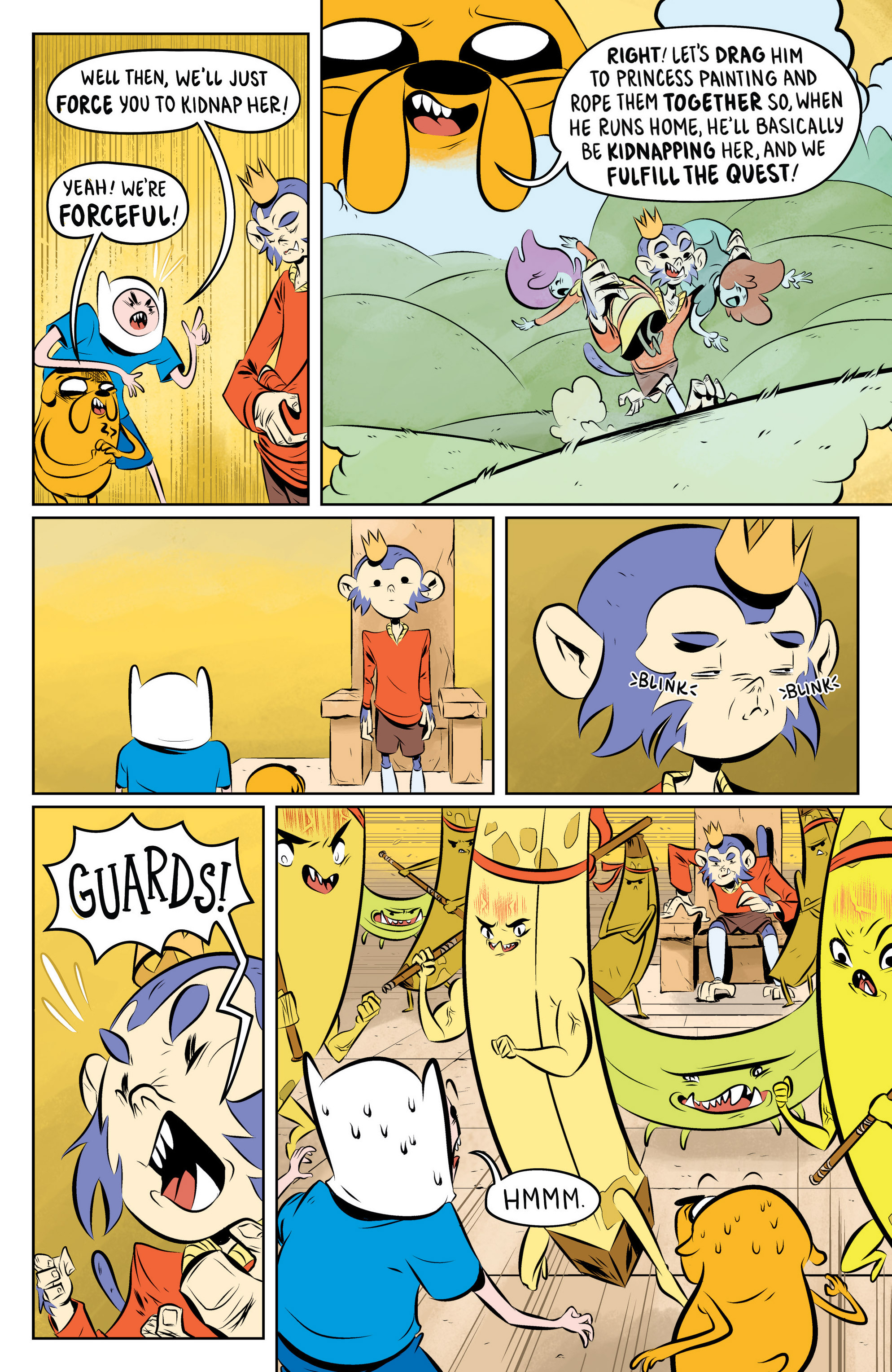 Read online Adventure Time: The Flip Side comic -  Issue #2 - 11