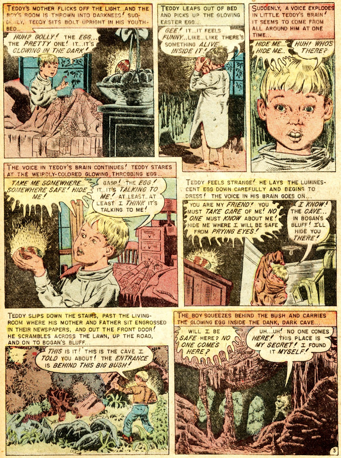 Weird Fantasy (1951) issue 13 - Page 29