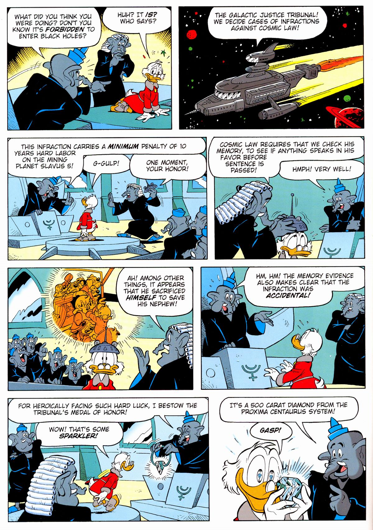 Read online Uncle Scrooge (1953) comic -  Issue #328 - 50