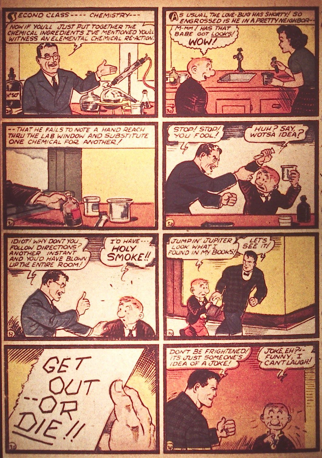 Read online Detective Comics (1937) comic -  Issue #25 - 58