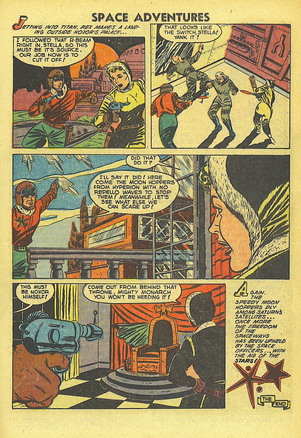Space Adventures (1952) issue 4 - Page 14