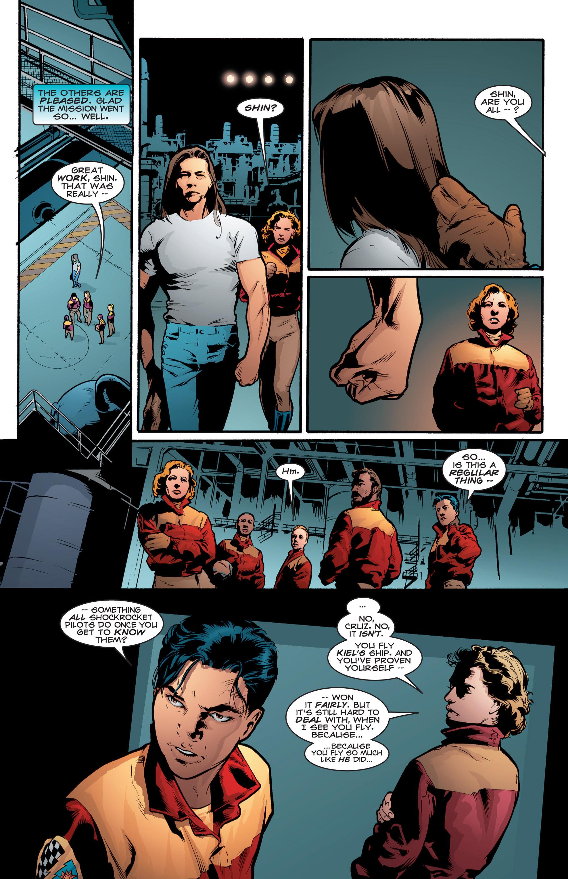 Read online Shockrockets comic -  Issue # TPB - 76