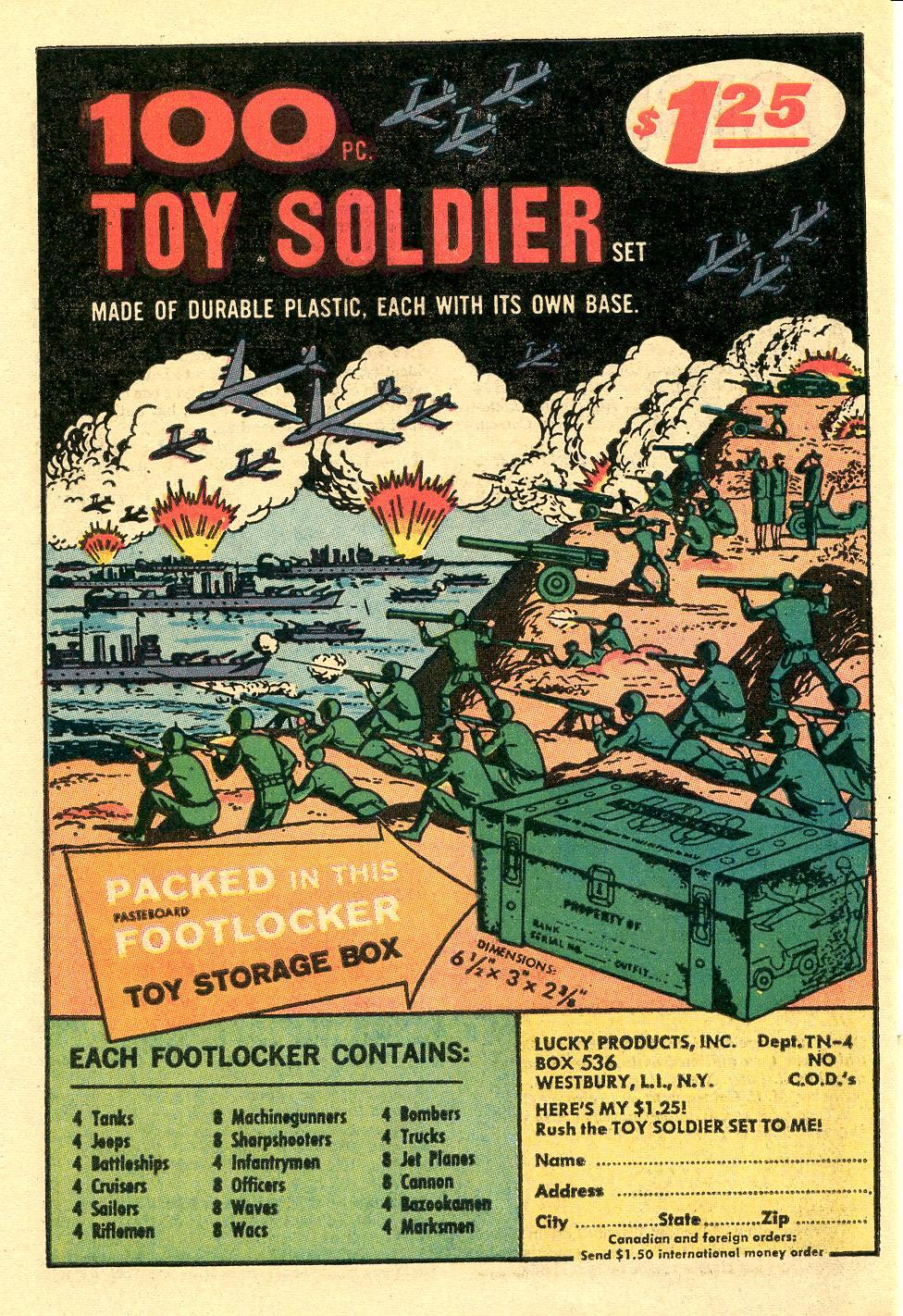 Read online Secret Origins (1973) comic -  Issue #5 - 34