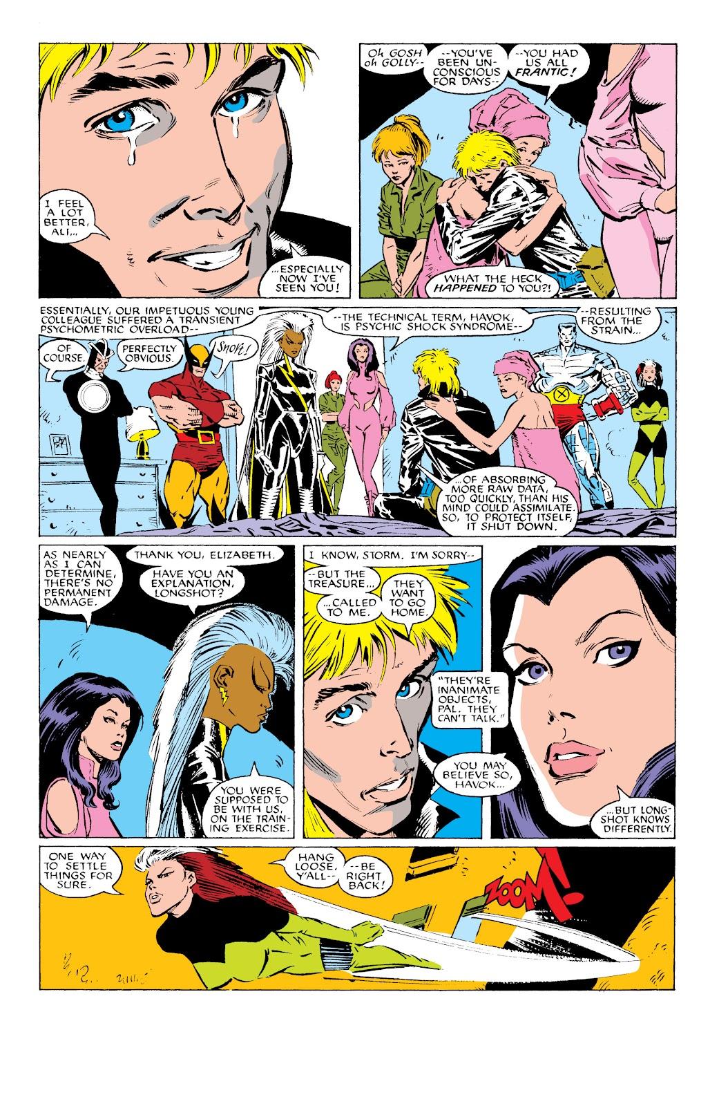Uncanny X-Men (1963) issue 230 - Page 13