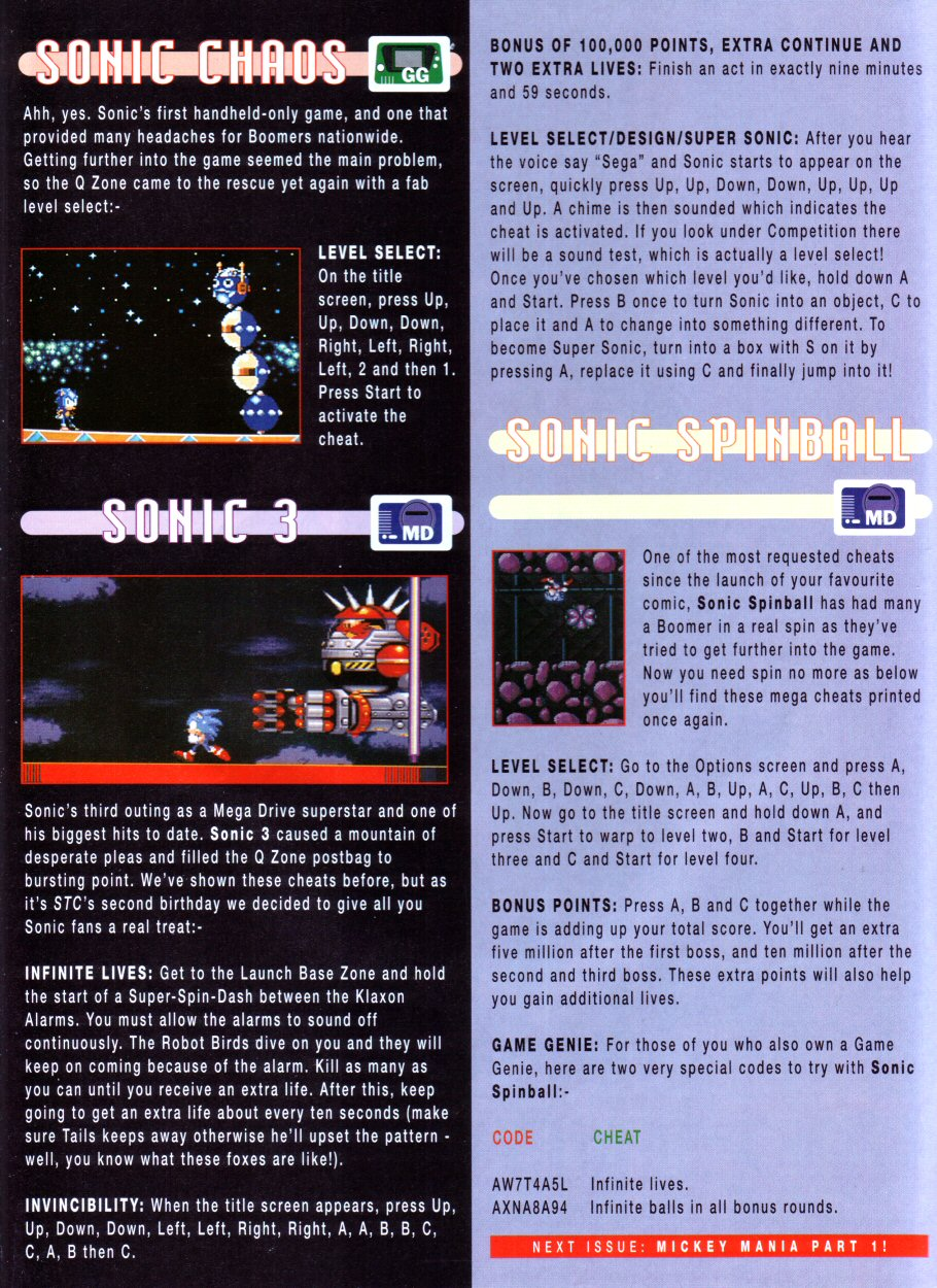 Read online Sonic the Comic comic -  Issue #53 - 24