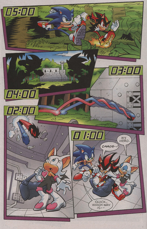 Read online Sonic Universe comic -  Issue #2 - 8