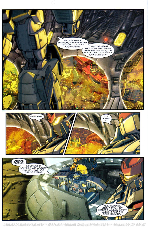 Read online Transformers Armada comic -  Issue #17 - 9