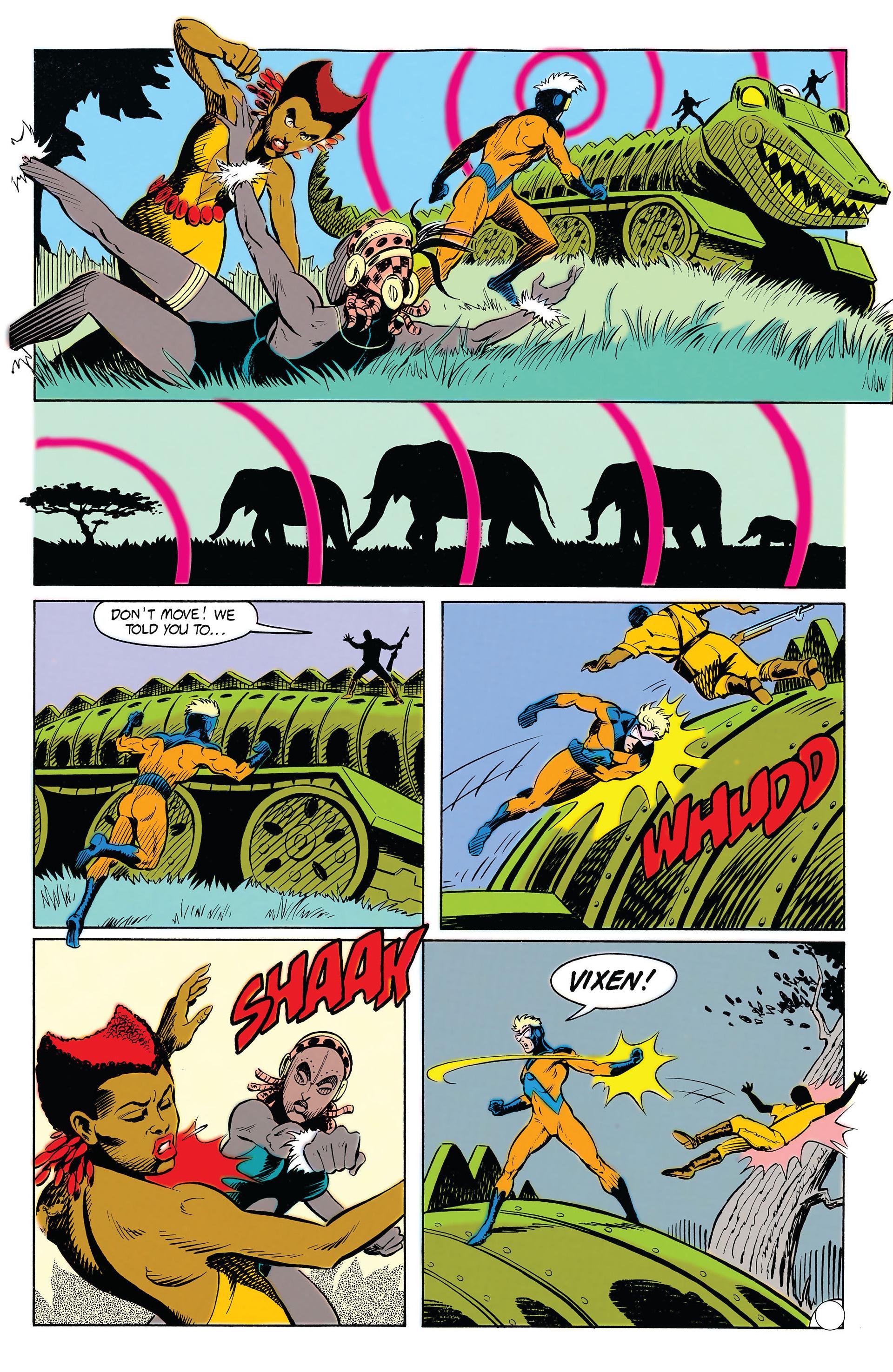 Read online Animal Man (1988) comic -  Issue #11 - 16