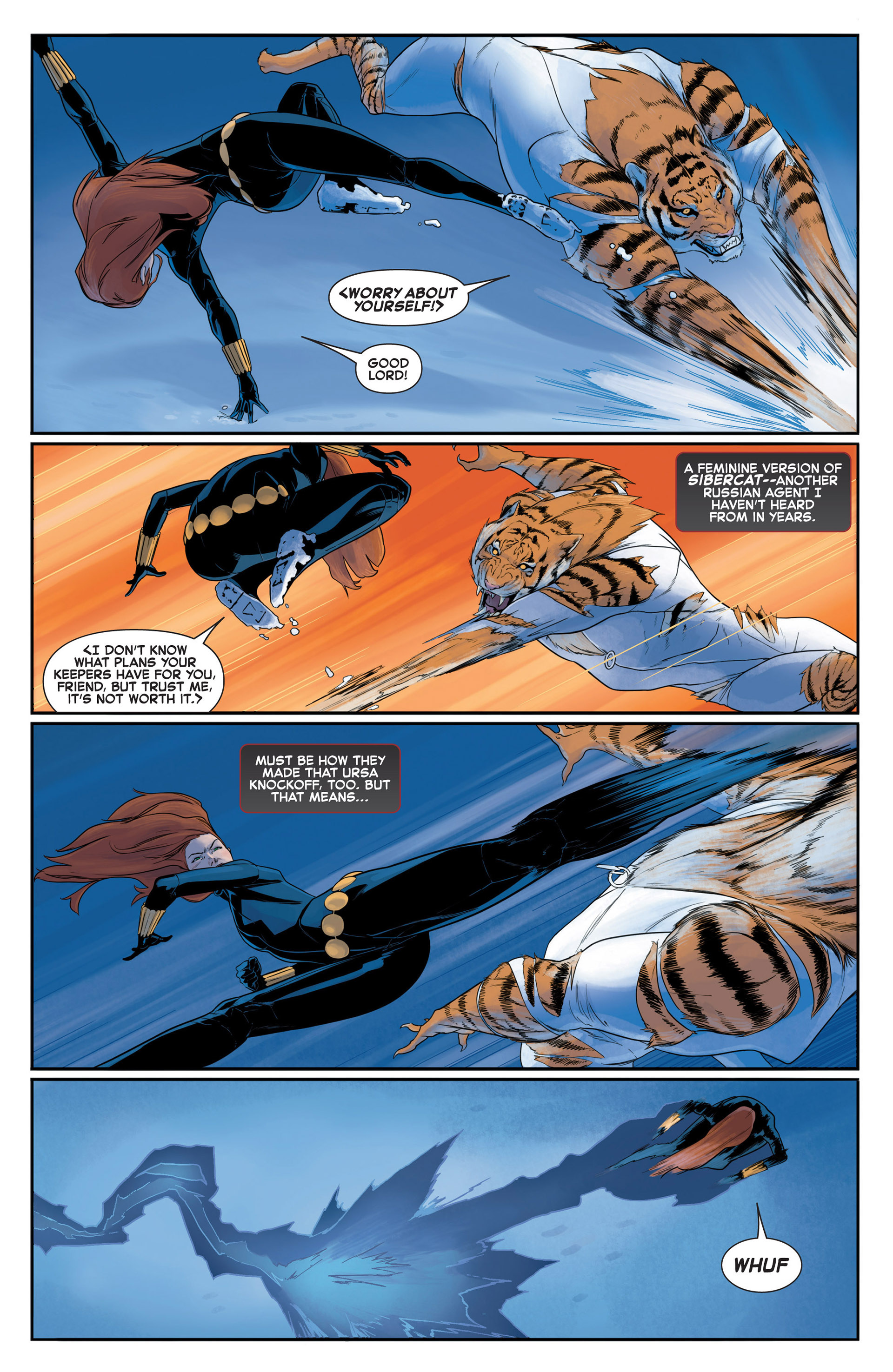 Read online A X comic -  Issue #10 - 7