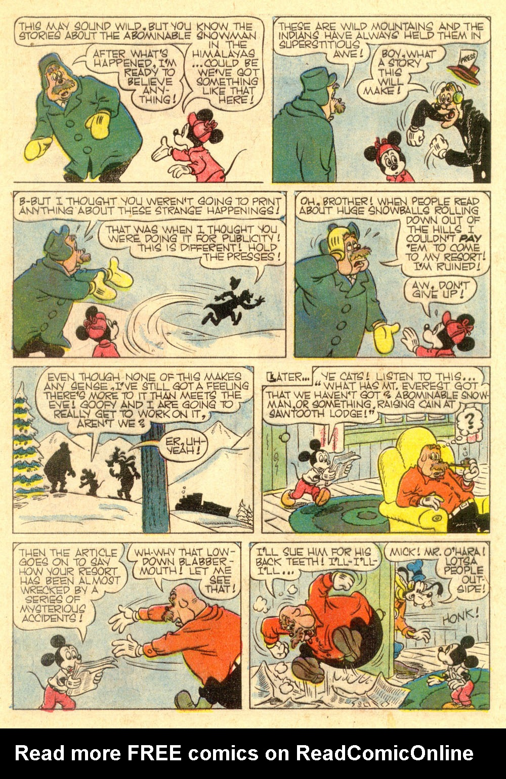 Walt Disney's Comics and Stories issue 221 - Page 28