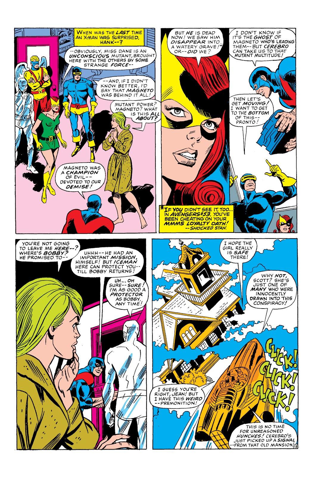 Uncanny X-Men (1963) issue 49 - Page 14