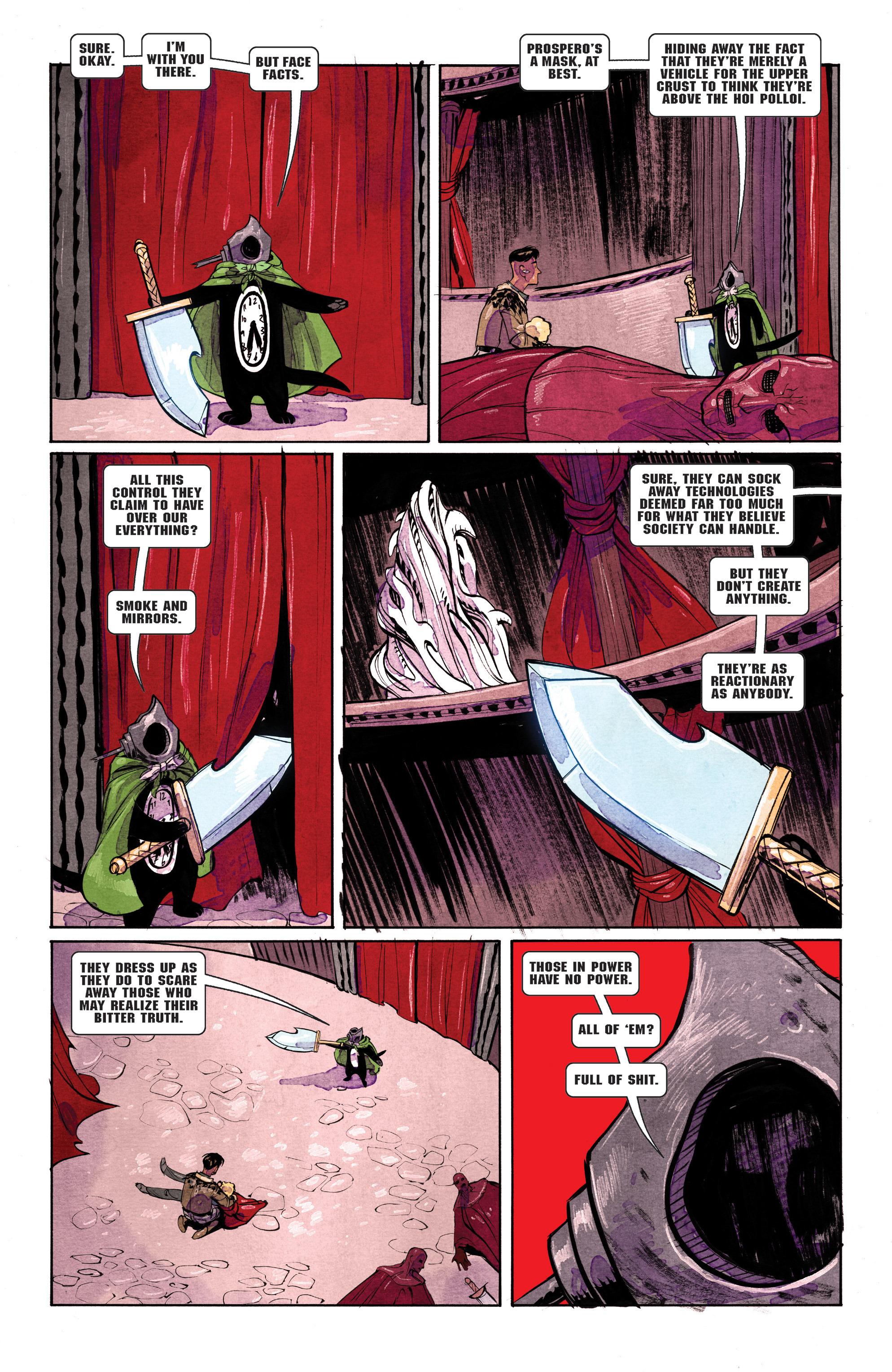 Read online Shutter comic -  Issue #26 - 17