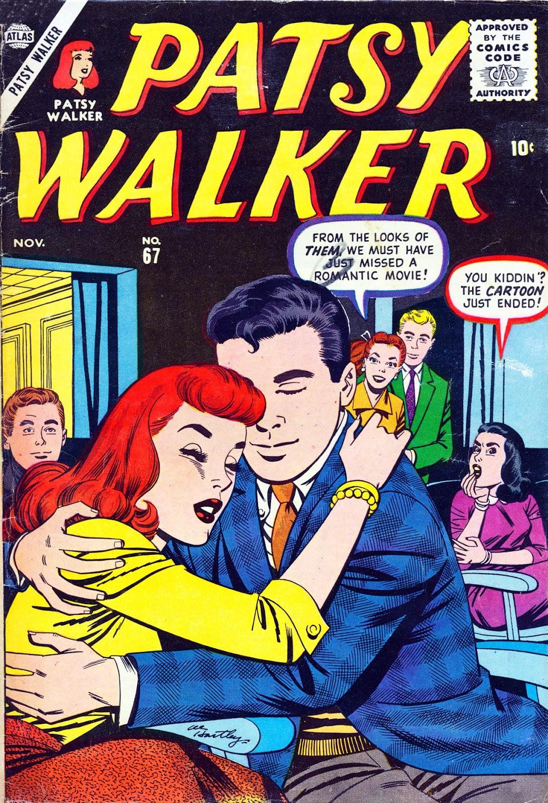 Patsy Walker 67 Page 1