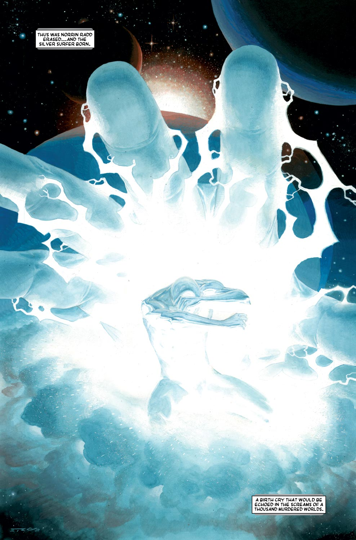 Read online Silver Surfer: Requiem comic -  Issue #1 - 15