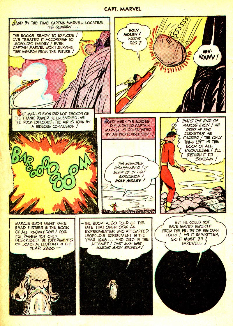 Captain Marvel Adventures issue 93 - Page 12