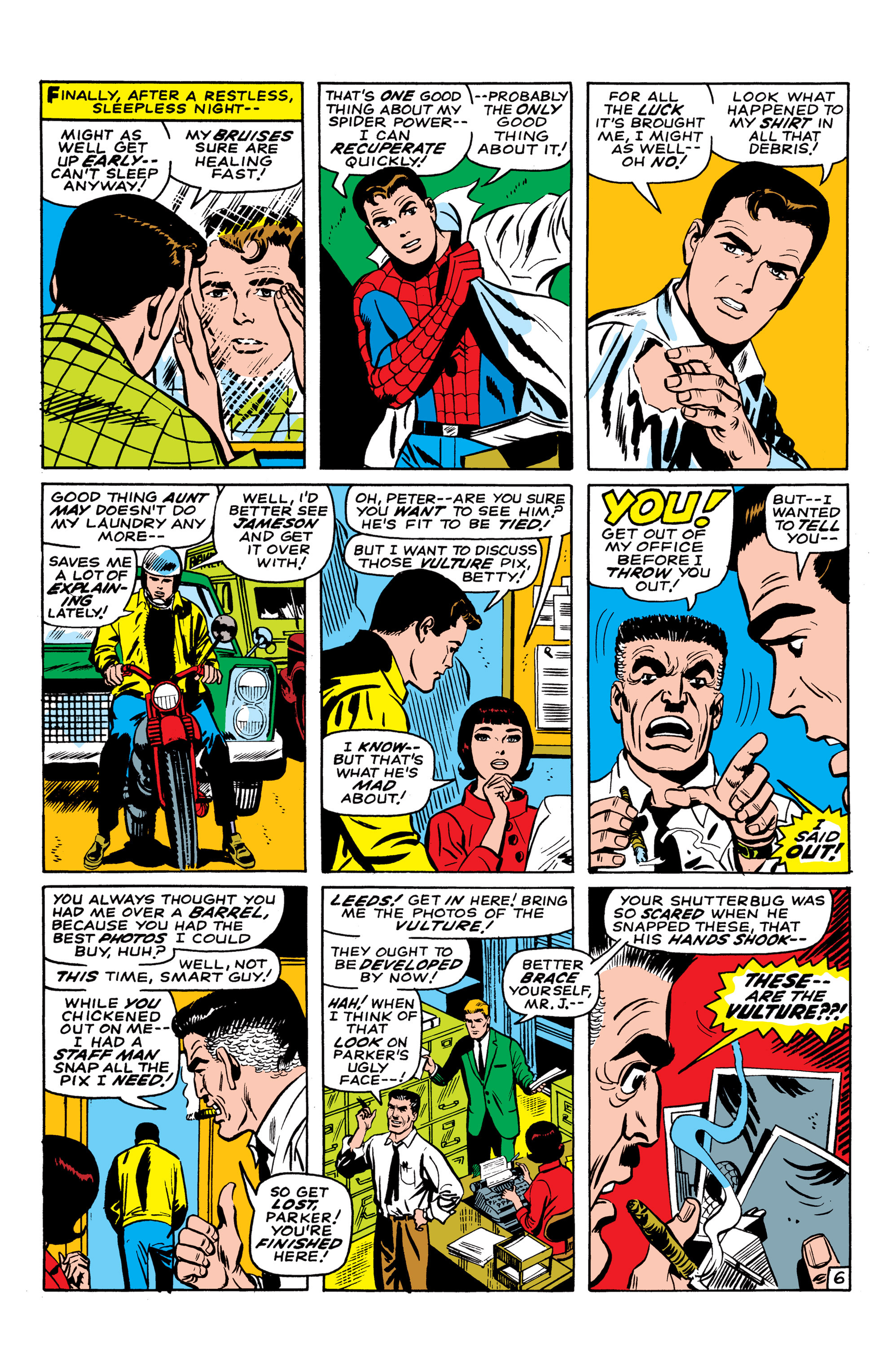 The Amazing Spider-Man (1963) 66 Page 6
