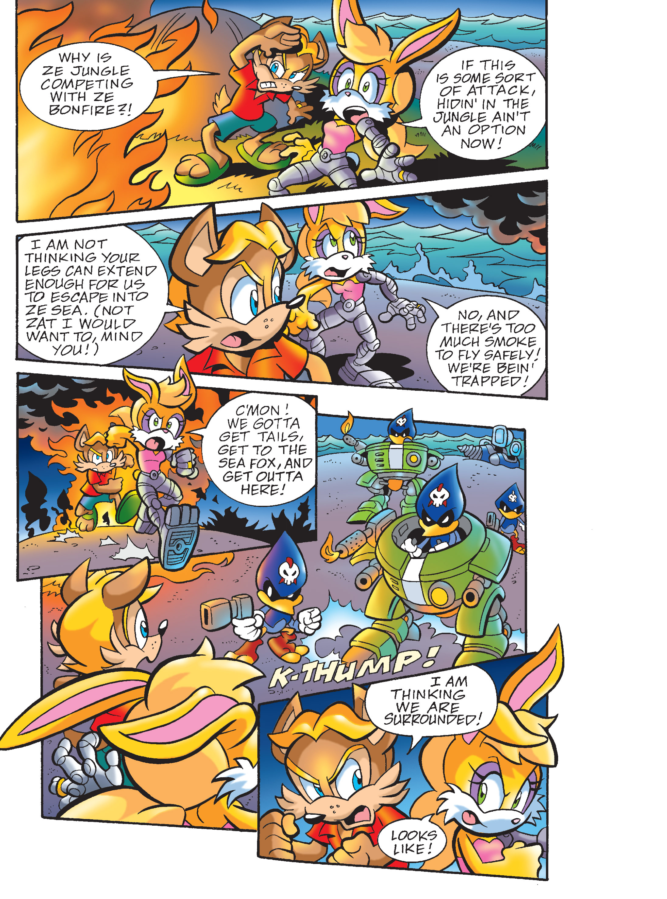Read online Sonic Super Digest comic -  Issue #8 - 41