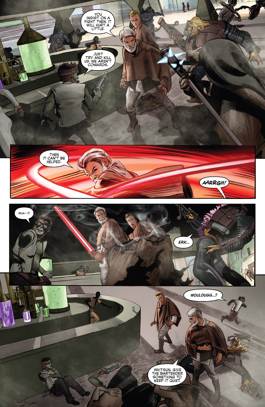 Read online Star Wars Legends: Infinities - Epic Collection comic -  Issue # TPB (Part 4) - 83