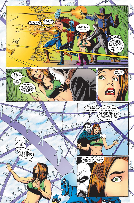 Captain Marvel (1999) Issue #18 #19 - English 13