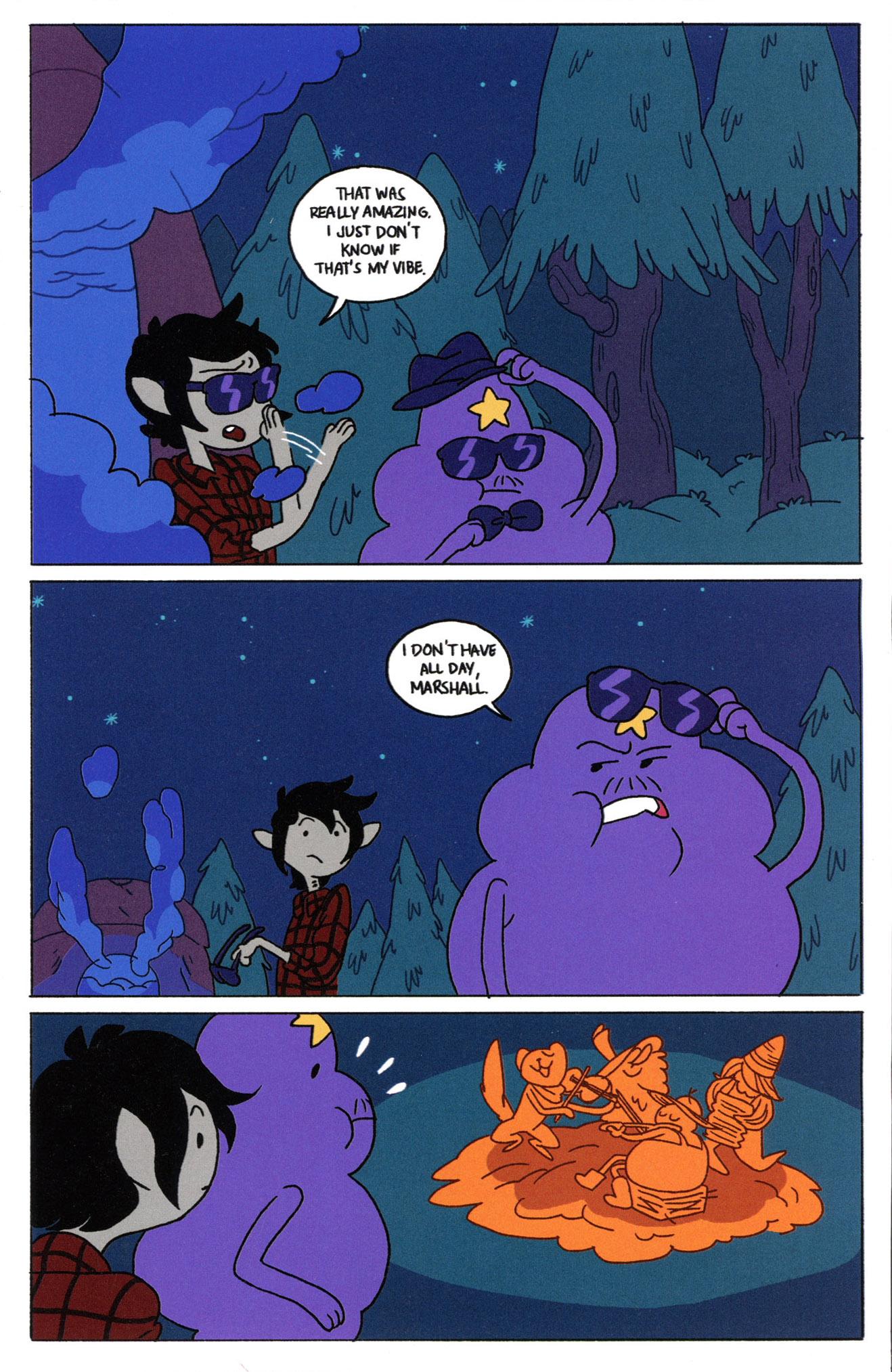 Read online Adventure Time Comics comic -  Issue #8 - 15