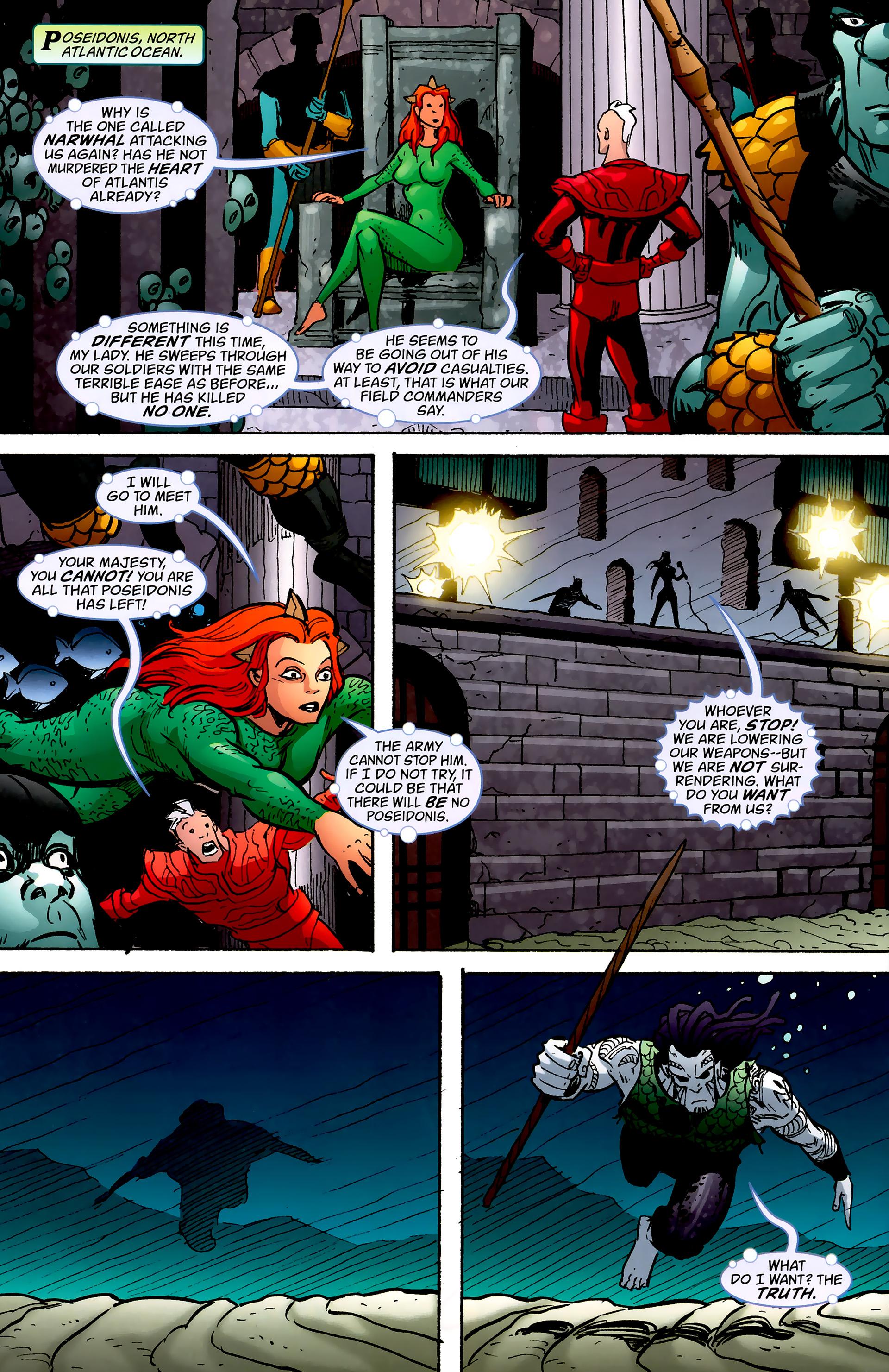 Read online Aquaman: Sword of Atlantis comic -  Issue #57 - 7