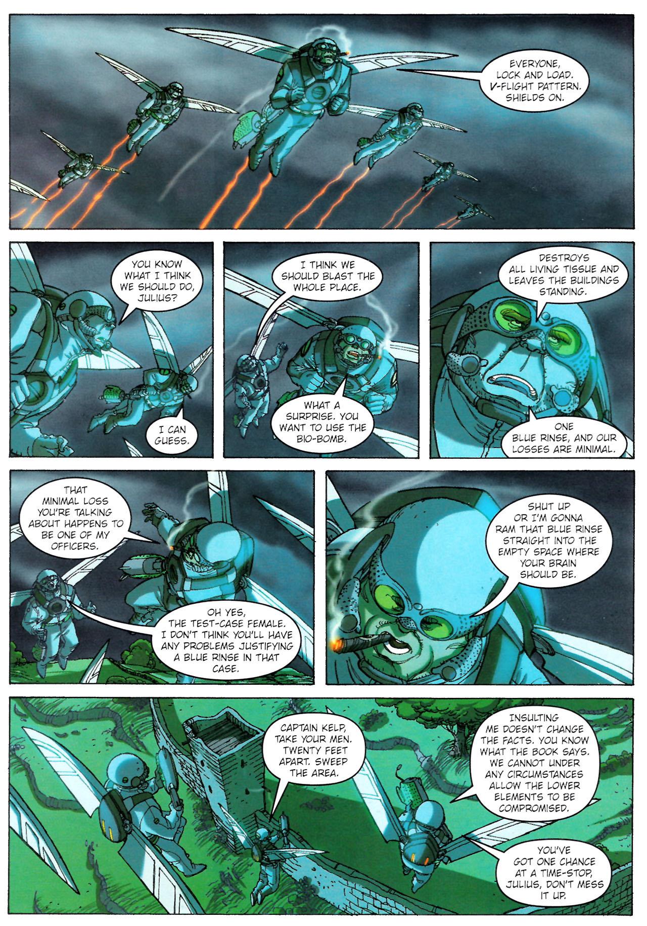 Read online Artemis Fowl: The Graphic Novel comic -  Issue #Artemis Fowl: The Graphic Novel Full - 53
