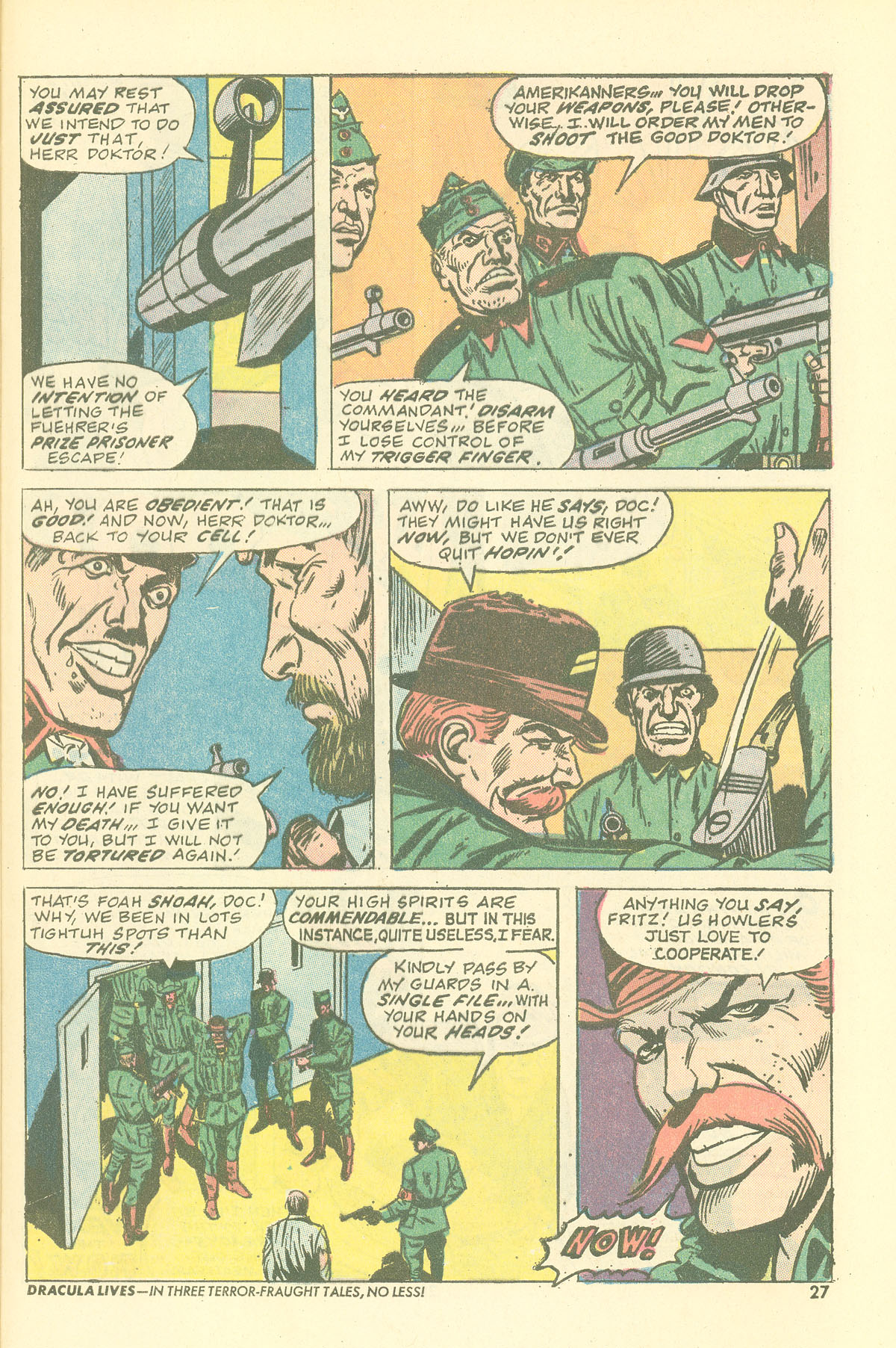 Read online Sgt. Fury comic -  Issue #115 - 29