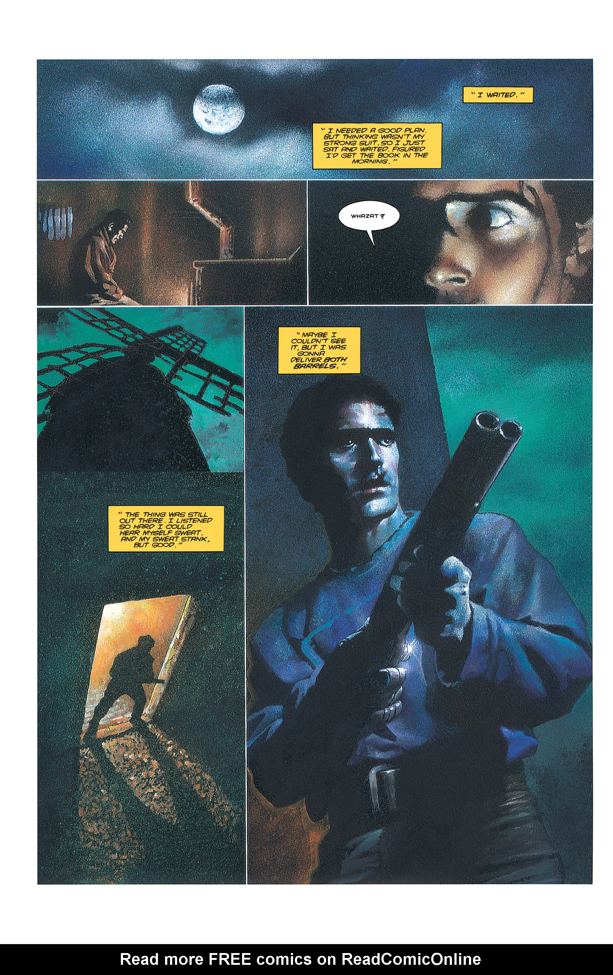Read online Army of Darkness (1992) comic -  Issue #2 - 6