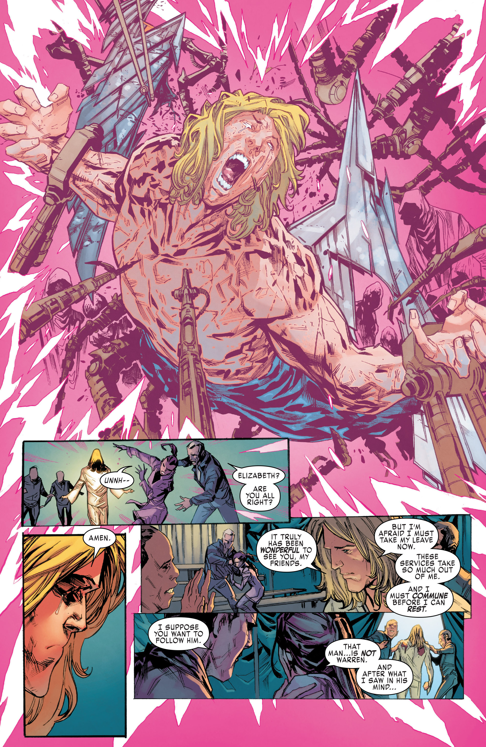 Read online Uncanny X-Men (2016) comic -  Issue #7 - 13