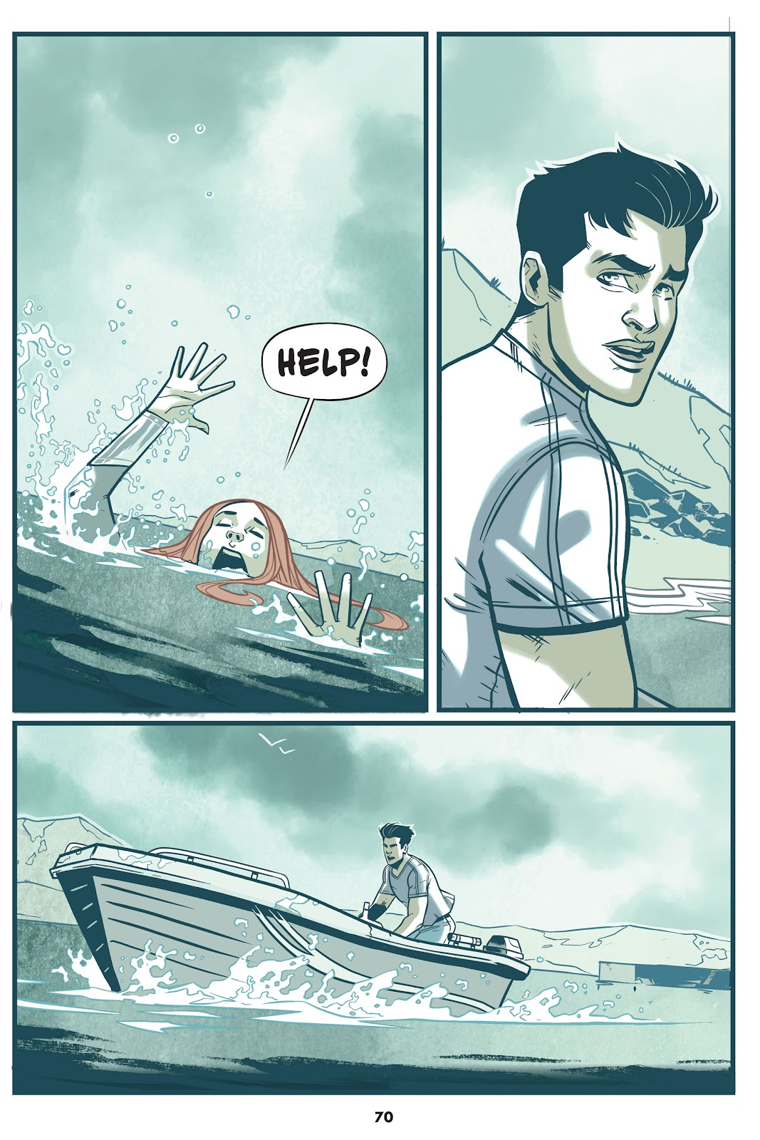 Read online Mera: Tidebreaker comic -  Issue # TPB (Part 1) - 70