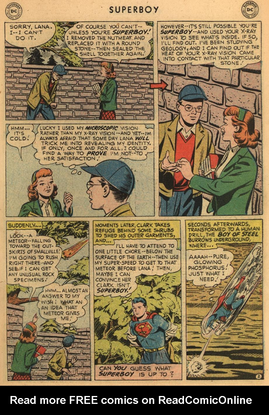 Superboy (1949) issue 45 - Page 23