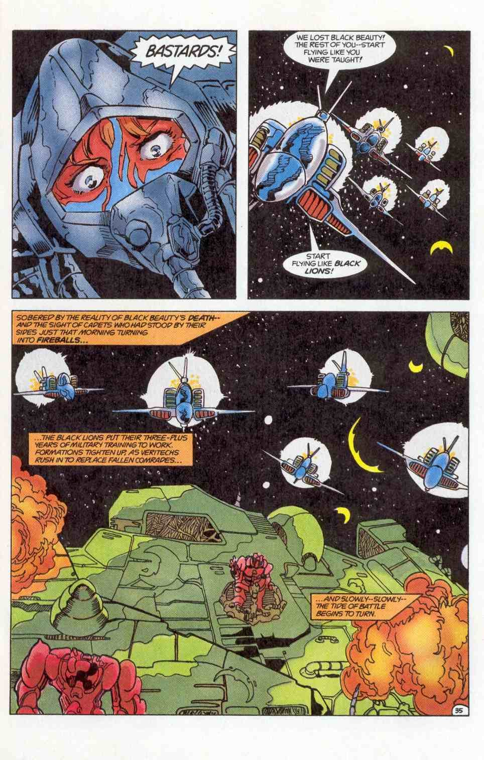 Robotech Special issue Full - Page 36