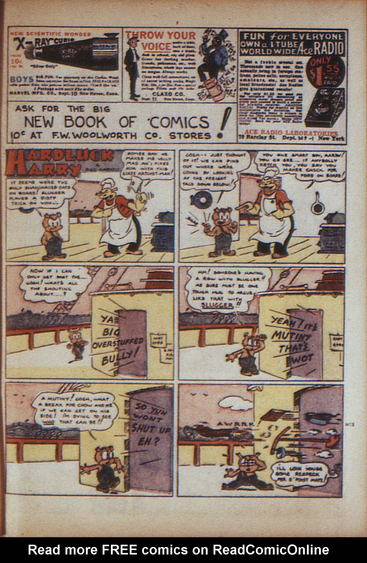 Read online Adventure Comics (1938) comic -  Issue #12 - 62