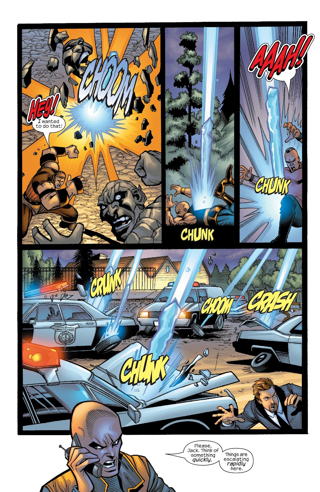 Read online X-Men: Unstoppable comic -  Issue # TPB (Part 4) - 60