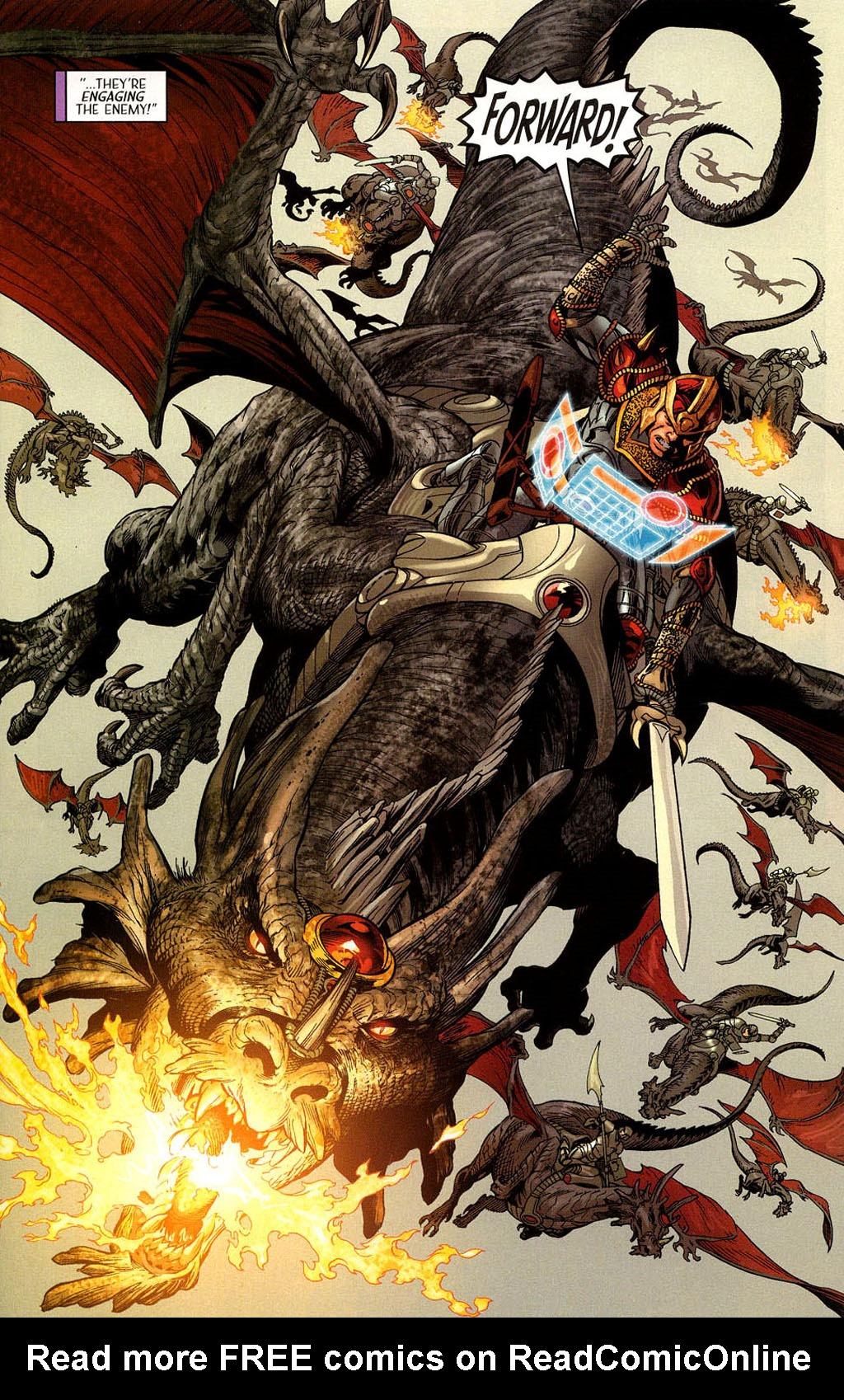 Read online Scion comic -  Issue #40 - 11