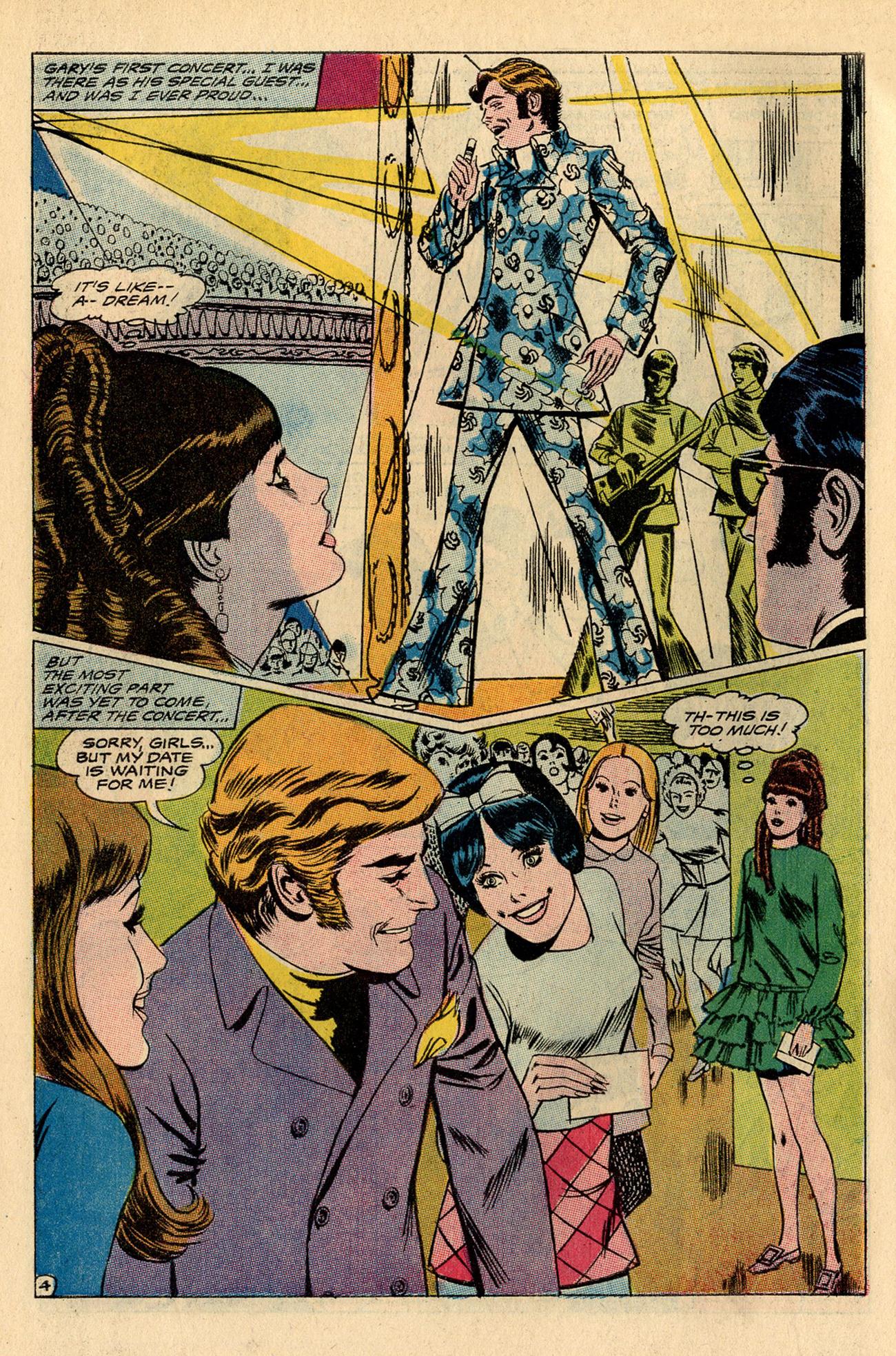 Read online Secret Hearts comic -  Issue #137 - 6