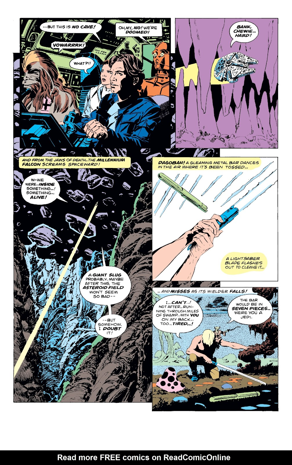 Read online Star Wars Legends: The Original Marvel Years - Epic Collection comic -  Issue # TPB 3 (Part 1) - 70