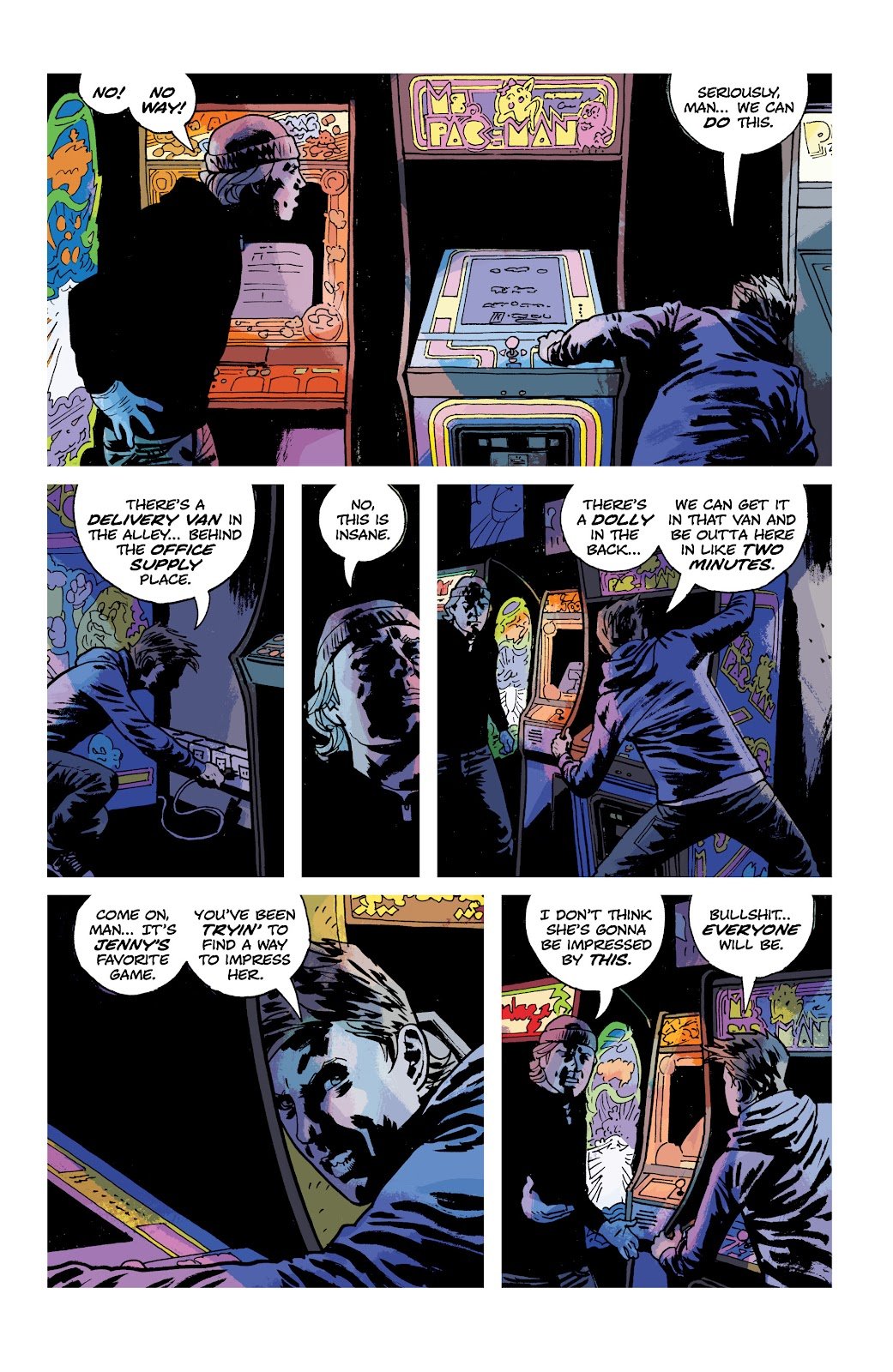 Read online Criminal (2019) comic -  Issue #9 - 20