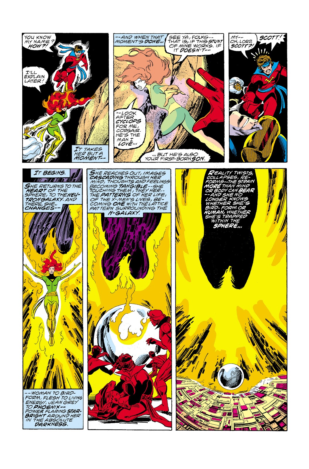 Uncanny X-Men (1963) issue 108 - Page 16