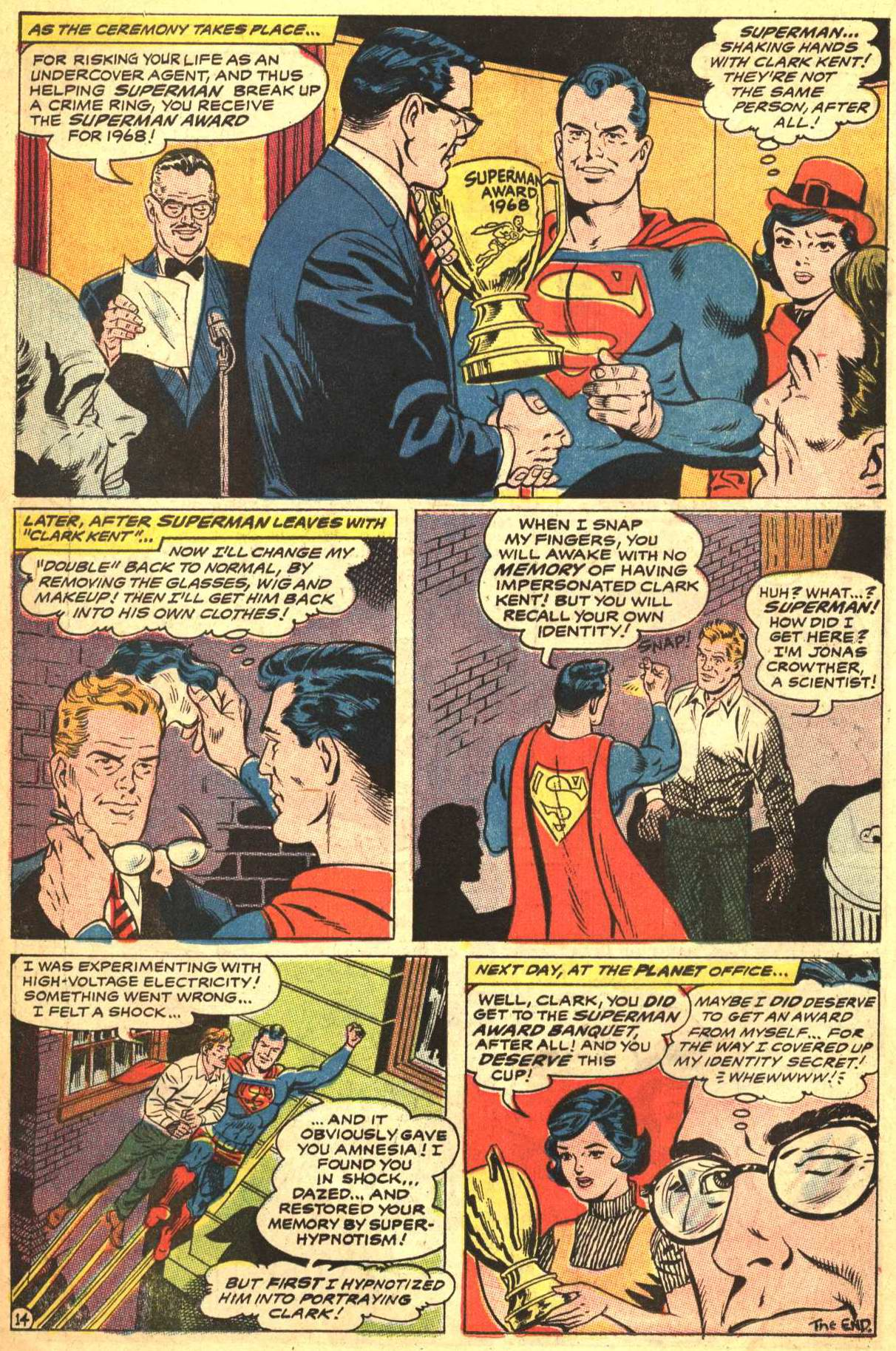 Read online Action Comics (1938) comic -  Issue #367 - 18