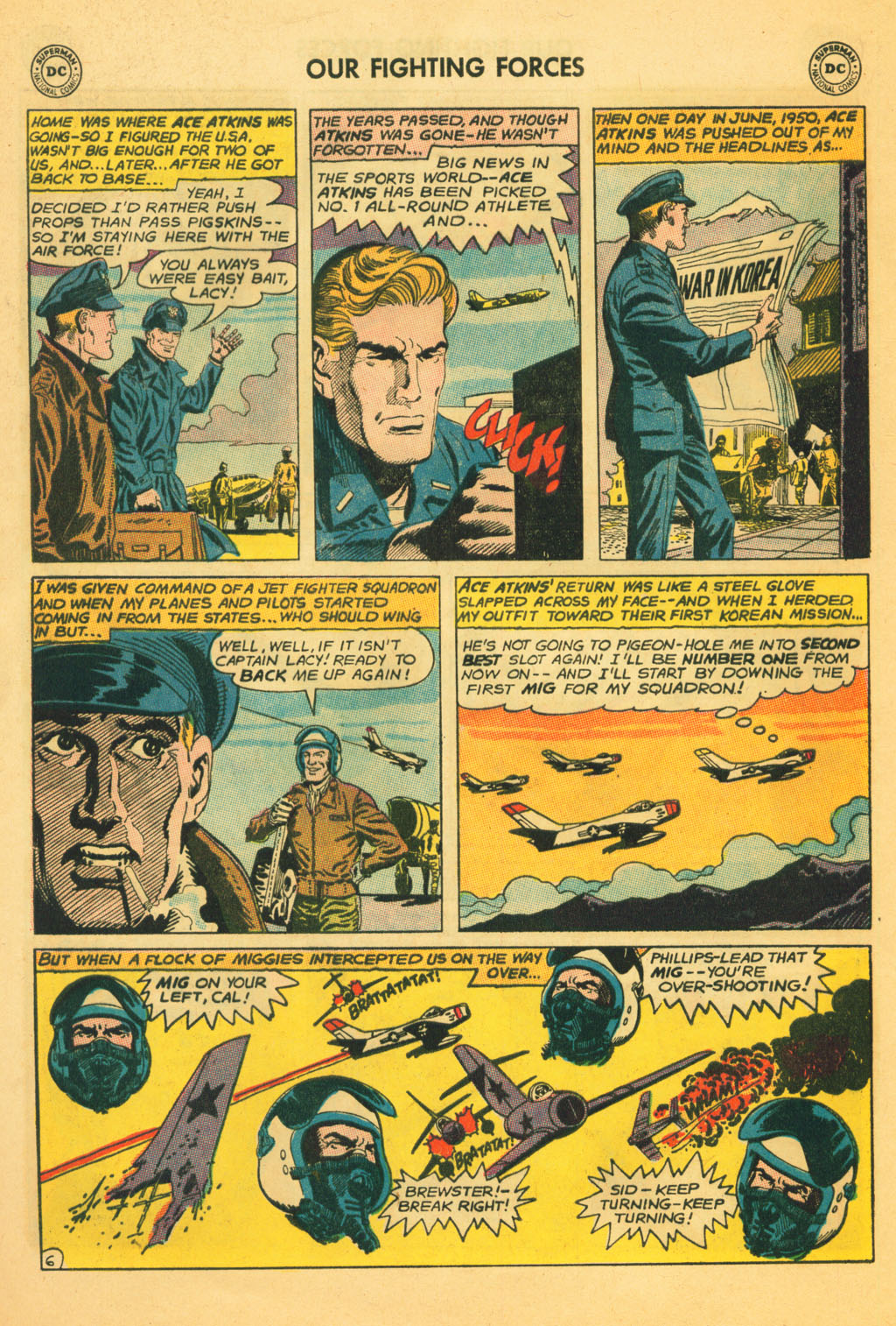 Our Fighting Forces (1954) issue 80 - Page 28