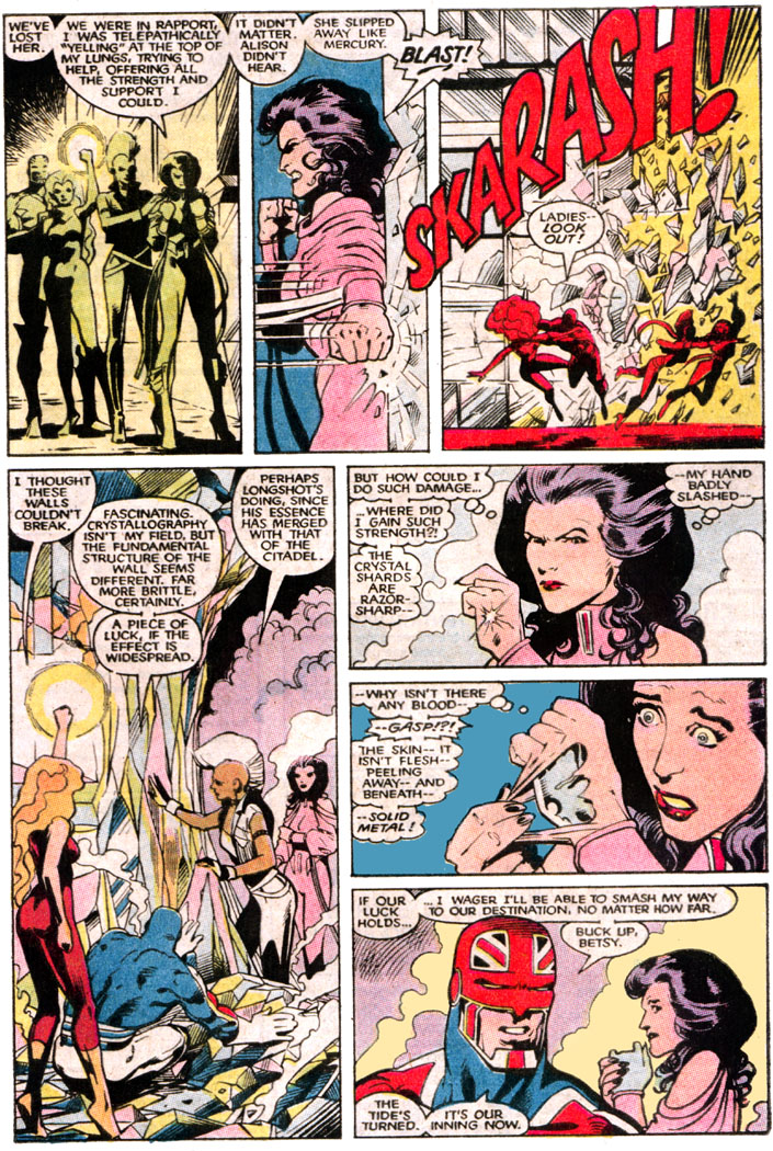 Uncanny X-Men (1963) issue _Annual_11 - Page 27
